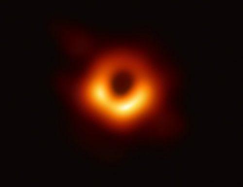 Why are black holes camera shy?